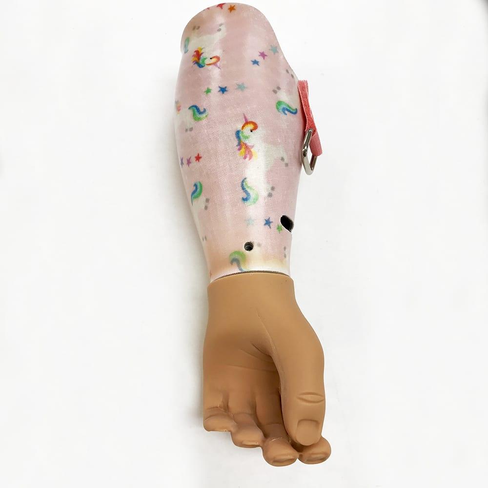 baby prosthetic arm