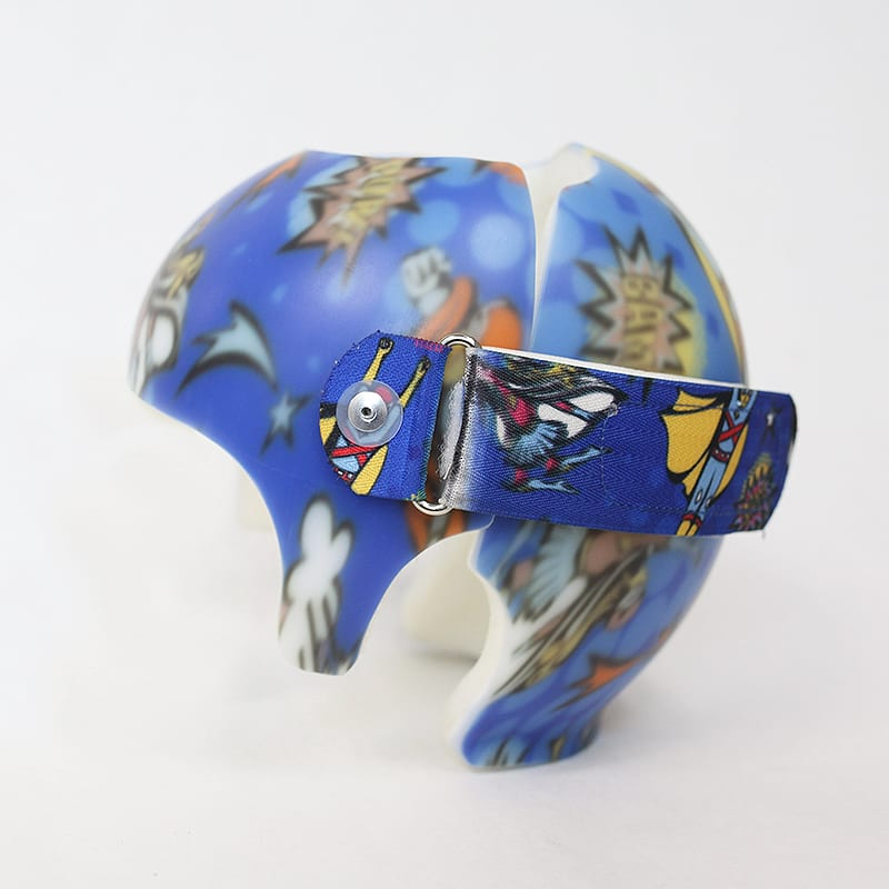 cranial molding helmet