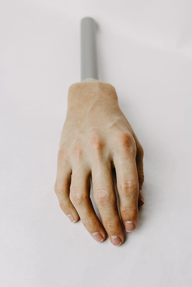 Realistic Silicone Hand